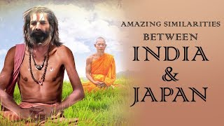 Amazing India - Amazing Similarities Between India & Japan!   Amazing India   Art of Living   Kholo.pk