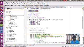 Java Mail api android