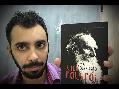 Uma Confissão - Liev Tolstói   Real x Ficcional
