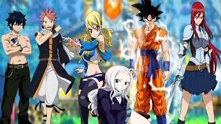 Goku En Fairy Tail Capitulo 19