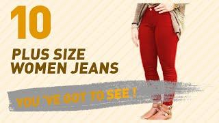 Plus Size Women Jeans // New & Popular 2017