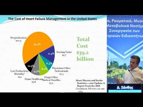 Δ. Ξάνθης - Πρωτόκολλα θεραπευτικής άσκησης στην καρδιακή ανεπάρκεια