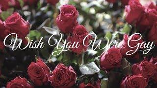 (Enhanced Audio) Billie Eilish   Wish You Were Gay Lyric Video