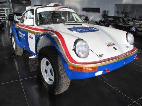 Porsche 911 dakar