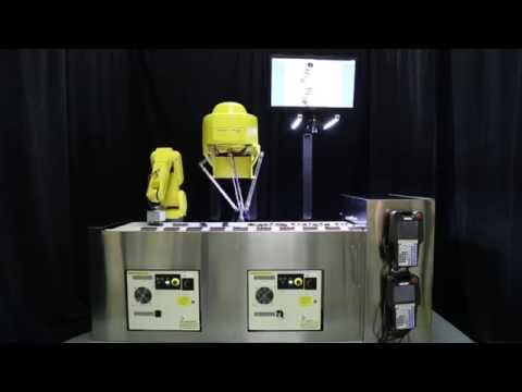 Watching These Ultra-Fast Robots Arranging Batteries Is Mesmerising