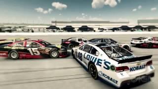 NASCAR '14 video