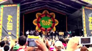 Juan Luis Guerra - Lola's Mambo - New Orleans Jazz Festival
