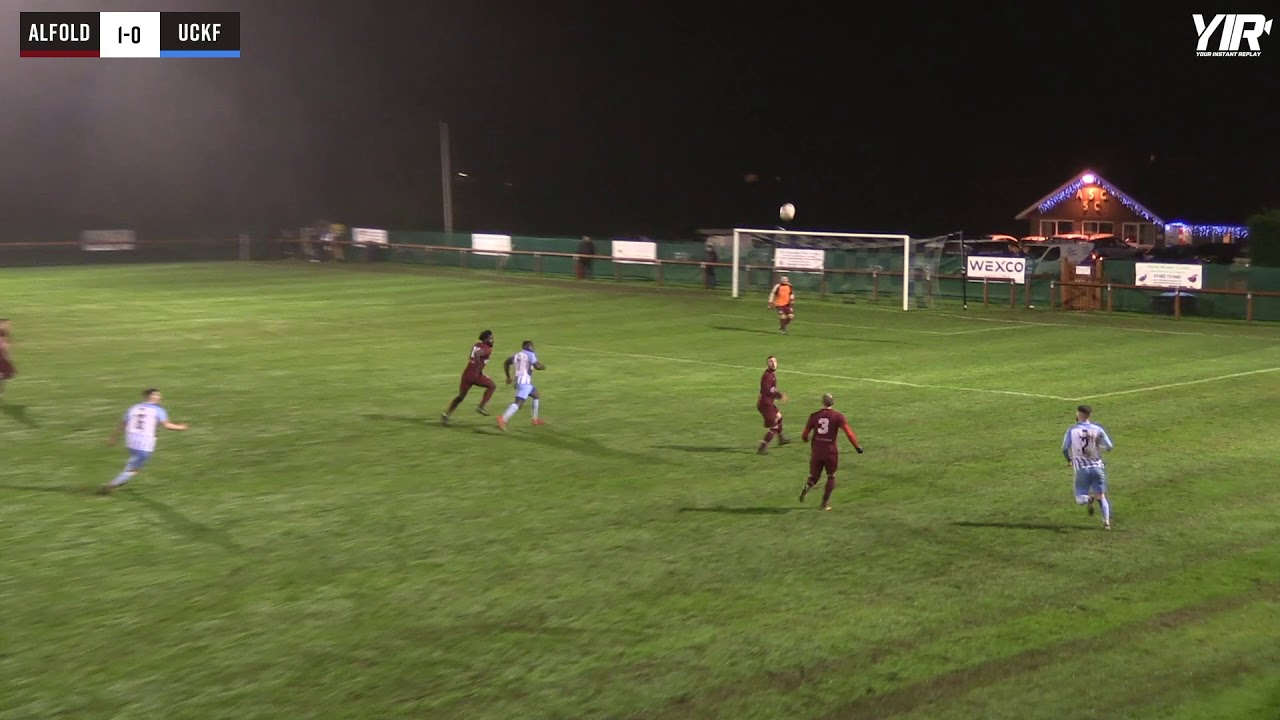 Thumbnail for Highlights: Alfold vs AFC Uckfield