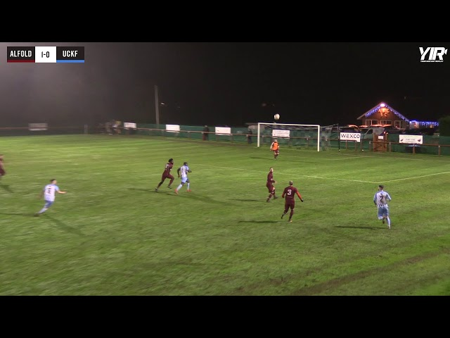Highlights: Alfold vs AFC Uckfield