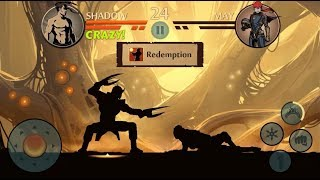 Shadow Fight 2 May Eclipse Mode Full Fight HD