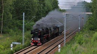 preview picture of video '[ TOZK Pyskowice ]  Ty42-24 ostatnie jazdy przed rewizją kotła.2014-06-15'