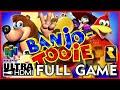 Banjo tooie n64 Ultrahdmi Full Game 100 Walkthrough 100