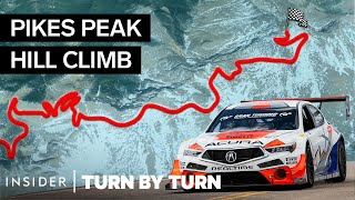 Why Pikes Peak Is The Most Dangerous Race Track In America