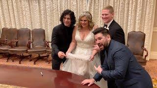 Dan + Shay - Wedding Surprise (Orlando, FL)