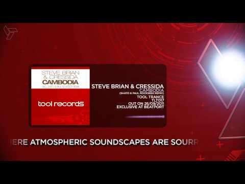 TLT017 Steve Brian & Cressida - Cambodia (SHato & Paul Rockseek Remix)