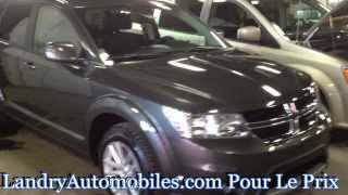 preview picture of video '2014 Dodge Journey Limited Neuve couleur Granite en Vente'