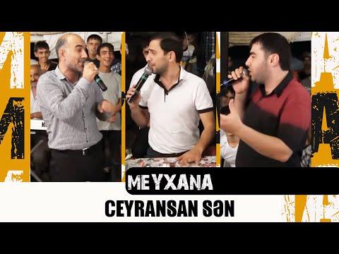 CEYRANSAN SEN | Super Muzukalni | Elshen XEZER,Perviz BULBULE,Resad DAGLI | MEYXANA mp3 yukle - mp3.DINAMIK.az