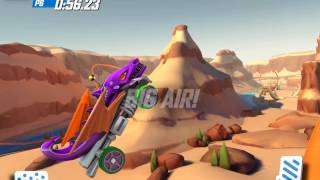 HOT WHEELS RACE OFF MULTIPLAYER D-Muscle / Street Creeper / Dragon Blaster Creature Cars Gameplay