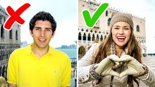 20 Tricks You Should Know Before Taking a Photo