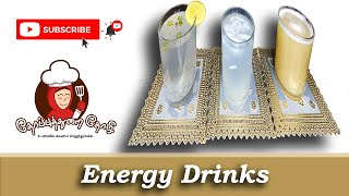 Iftar Recipe || Summer Special || Energy Drinks In Tamil