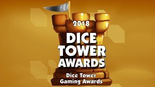 The Dice Tower Awards 2018