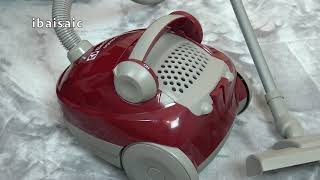 Electrolux Ergo Space Toy Vacuum Cleaner By Theo Klein Unboxing & Demonstration