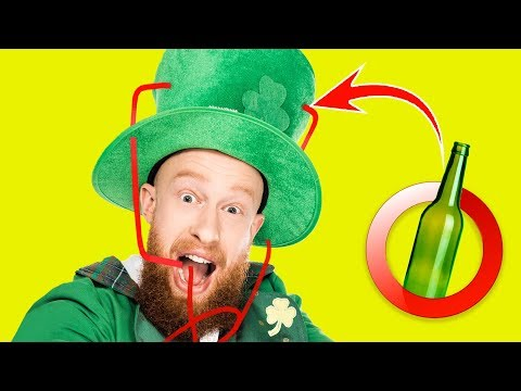17 IDEAS FOR ST. PATRICK'S DAY