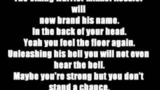Volbeat   A Warrior's Call Lyrics