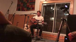 "Anthony Green- acoustic version of ""love"" off of Disney's Robin Hood"