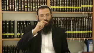 איסור והיתר - סימן צט סע' א - ה  הרב אריאל אלקובי שליט''א