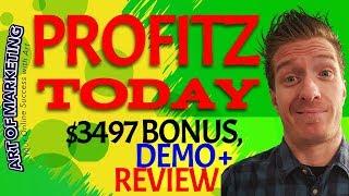 ProfitzToday Review | Demo | $3497 Bonus | Profitz Today Review
