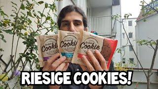 Weider Protein Cookies XXL vegan Review | Wie echter Keks und lecker, aber...