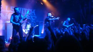 Killswitch Engage - Just Barely Breathing, Auckland Powerstation 2017