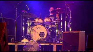 Boom Boom - Hard to Handle (drum solo with Gergo Borlai) 2011-10-08