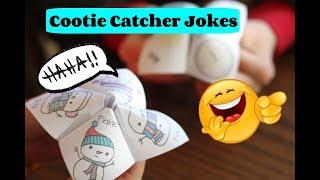 Cootie Catcher Jokes