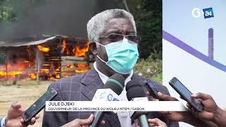 GABON: Carburant illicite, des points de vente détruit par la CAISTAB