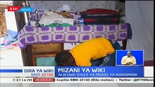 Mtahiniwa, Michael Amuko afuzu japo kupishi katika mazingira ya vibanda na vizuizi vingine kadha