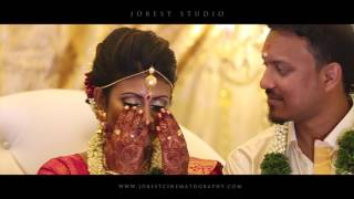 Dr Bala + Dr Abi Wedding Highlight by Jobest