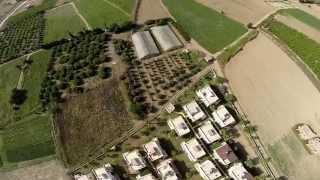 preview picture of video 'yeşilovacık çağlayan sitesi havadan görüntüleme'