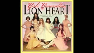 SNSD - Lion Heart  -The 5th Full Album mp3