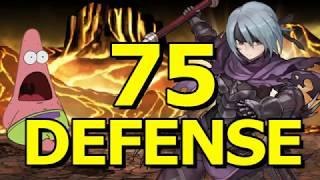 [FEH] 75 DEFENSE BERUKA!!!