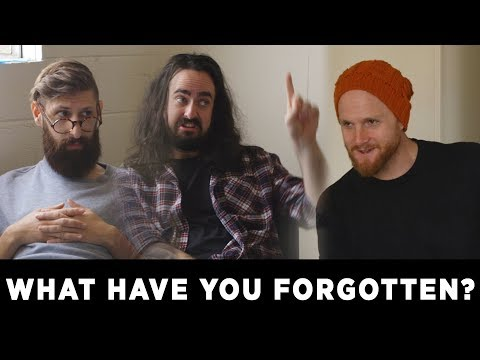 What Have You Forgotten? - Australian sketch comedy