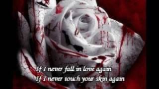 Broken by You:  Jordan Knight with Lyrics
