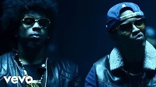 August Alsina - I Luv This Shit (Explicit) ft. Trinidad James (Official Music Video)