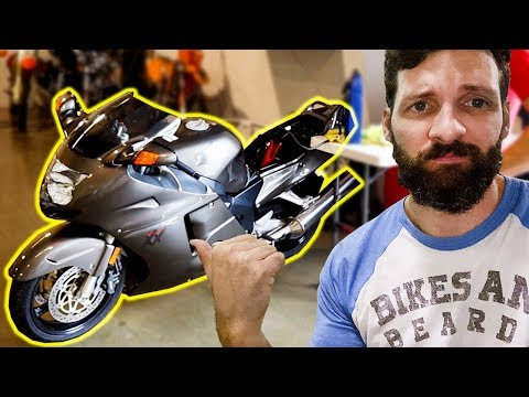 We BOUGHT and SOLD a rare Honda Blackbird...biggest MISTAKE ever
