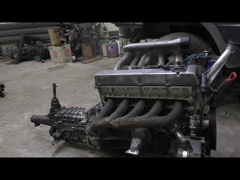 Фото к видео: УазТех - Установка om602, 2.9 атмо, на ГАЗель 2705