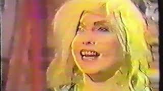 Debbie Harry Of Blondie 1986 Interview