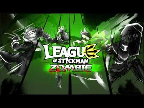 League of Stickman Zombie wideo