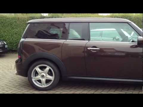 MINI Cooper Clubman 1.6, 5 Doors, Automatic, Estate, Petrol SOLD BY CMC-Cars