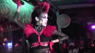 Andro Gin At Double Stubble On July 5, 2018 At Gramps, Miami, FL